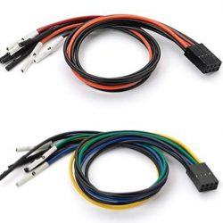 5x2pin Logic Analyser Test Leads Cable