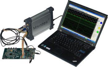 Hantek DSO3064 Automotive Oscilloscope with PC