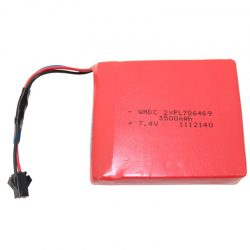 Hantek Scopemeter battery