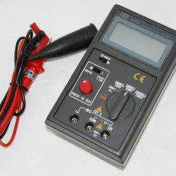 TES-1600 Cable Insulation Tester