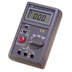 TES1600 Digital Insulation & Continuity Tester