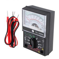 XY1000 Analog Multimeter