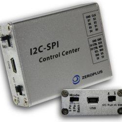 I2C SPI Control Centre