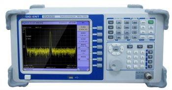 Siglent SSA3032X 3.2GHz Sweeping Spectrum Analyser