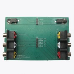 audio video breakout board adapter