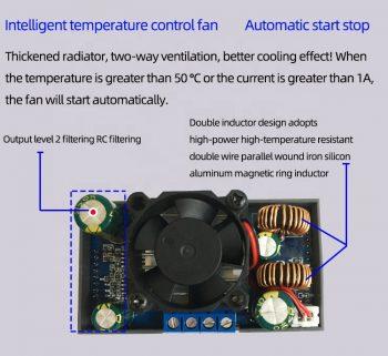 XY-SK80 Programmable Power Supply-inside