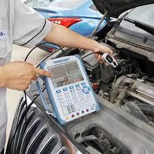 Hantek HT25COP Automotive Coil-on-Plug Signal Probe - usage